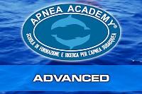 brevetto Corso apnea Advanced Cagliari Sardegna